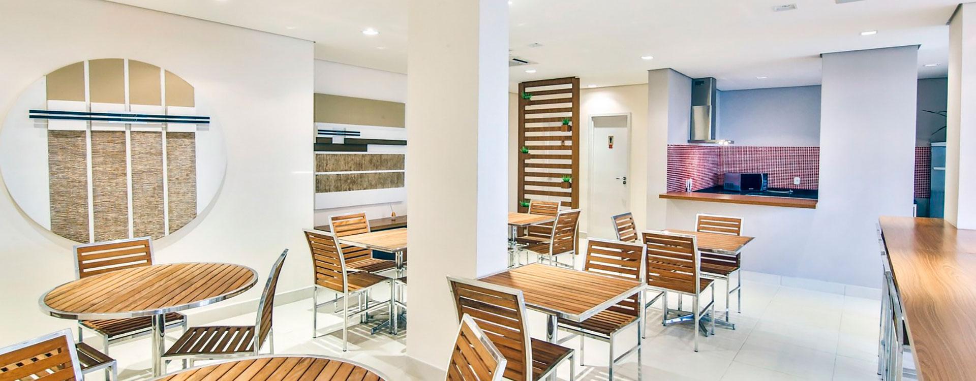 Espaço Gourmet Resort Itanhaém Condomínio Clube