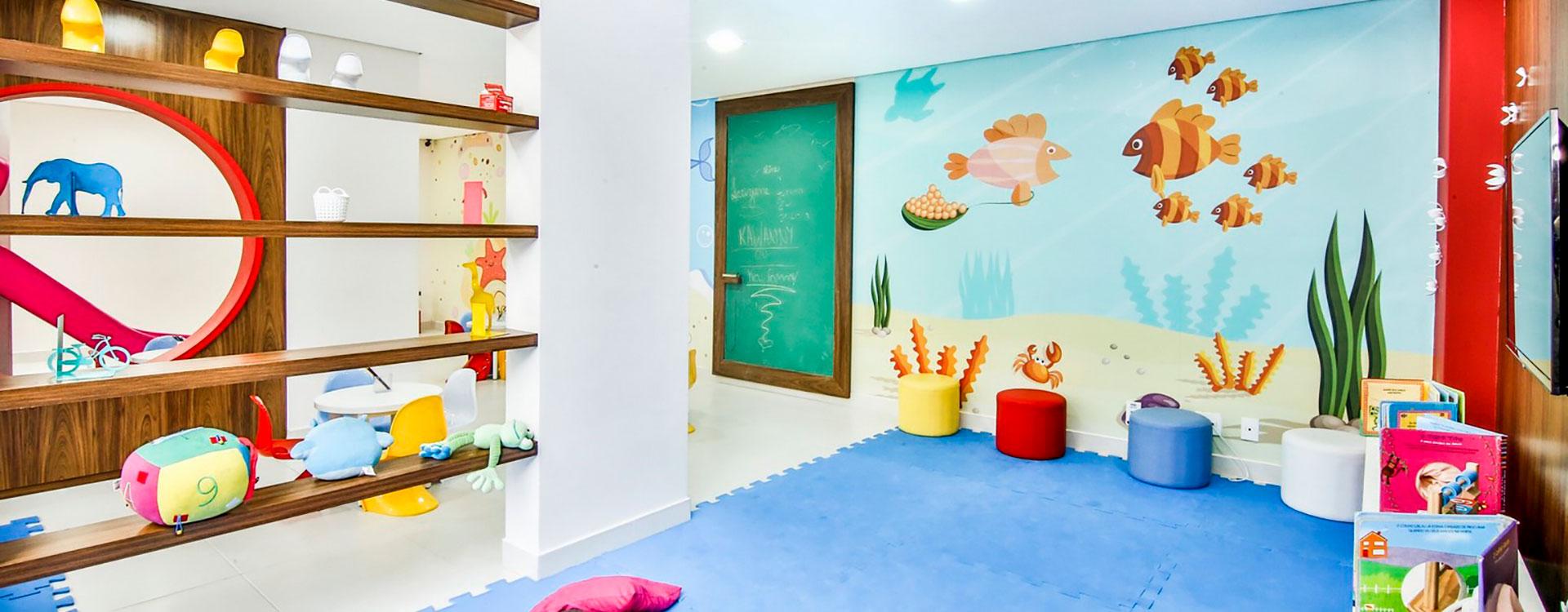 Brinquedoteca Resort Itanhaém Condomínio Clube