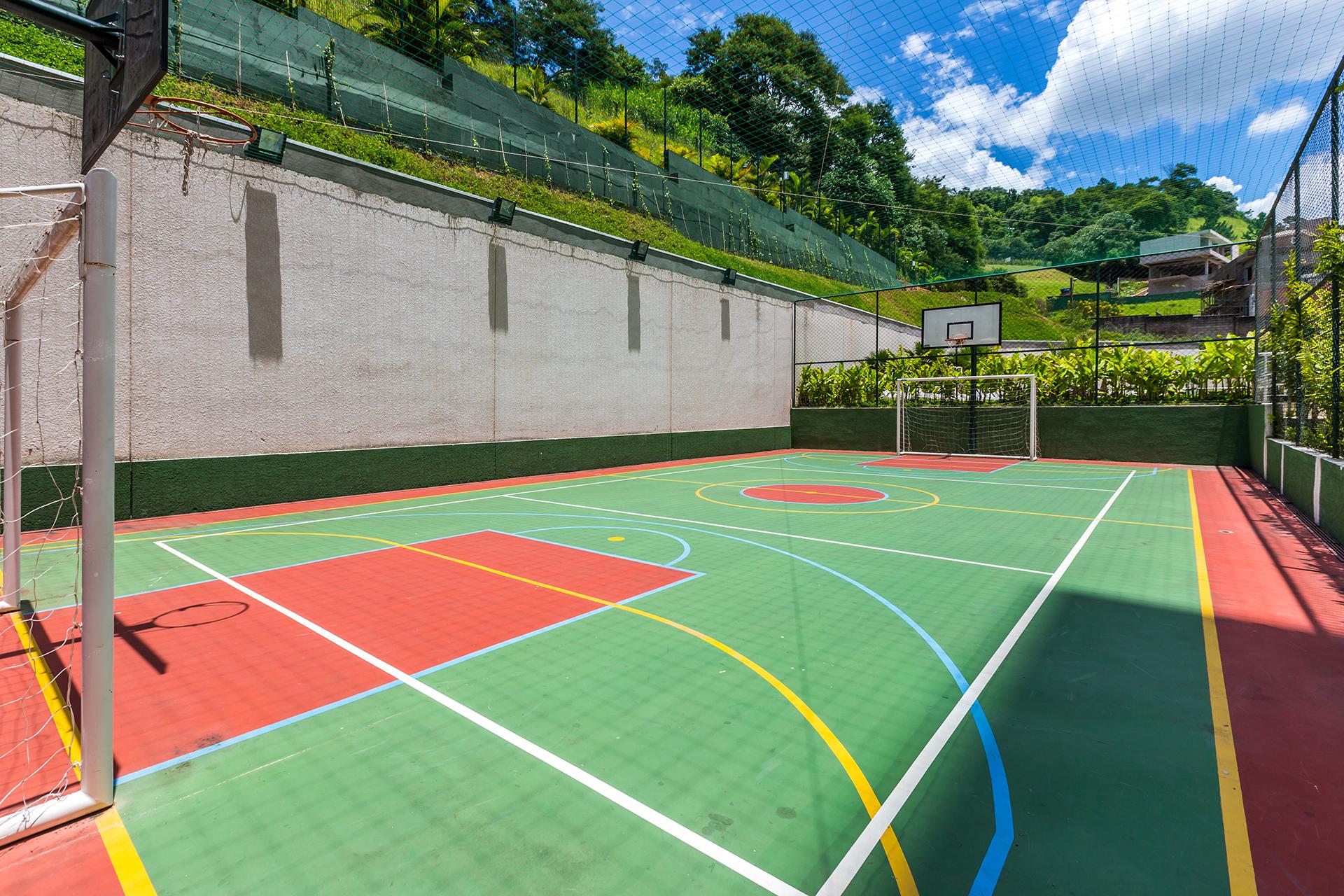 Quadra Esportiva Reserva Alphasítio