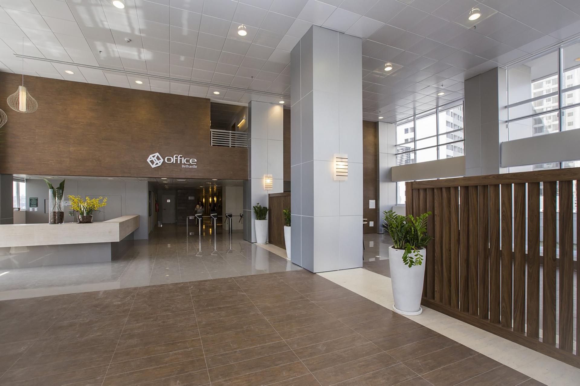 Lobby Office Bethaville