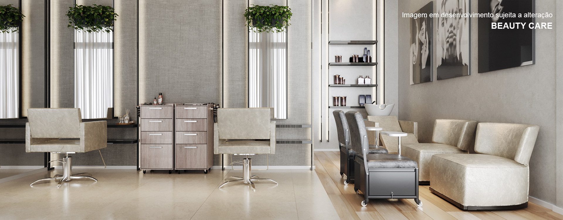 Beauty Care Level Alphaville