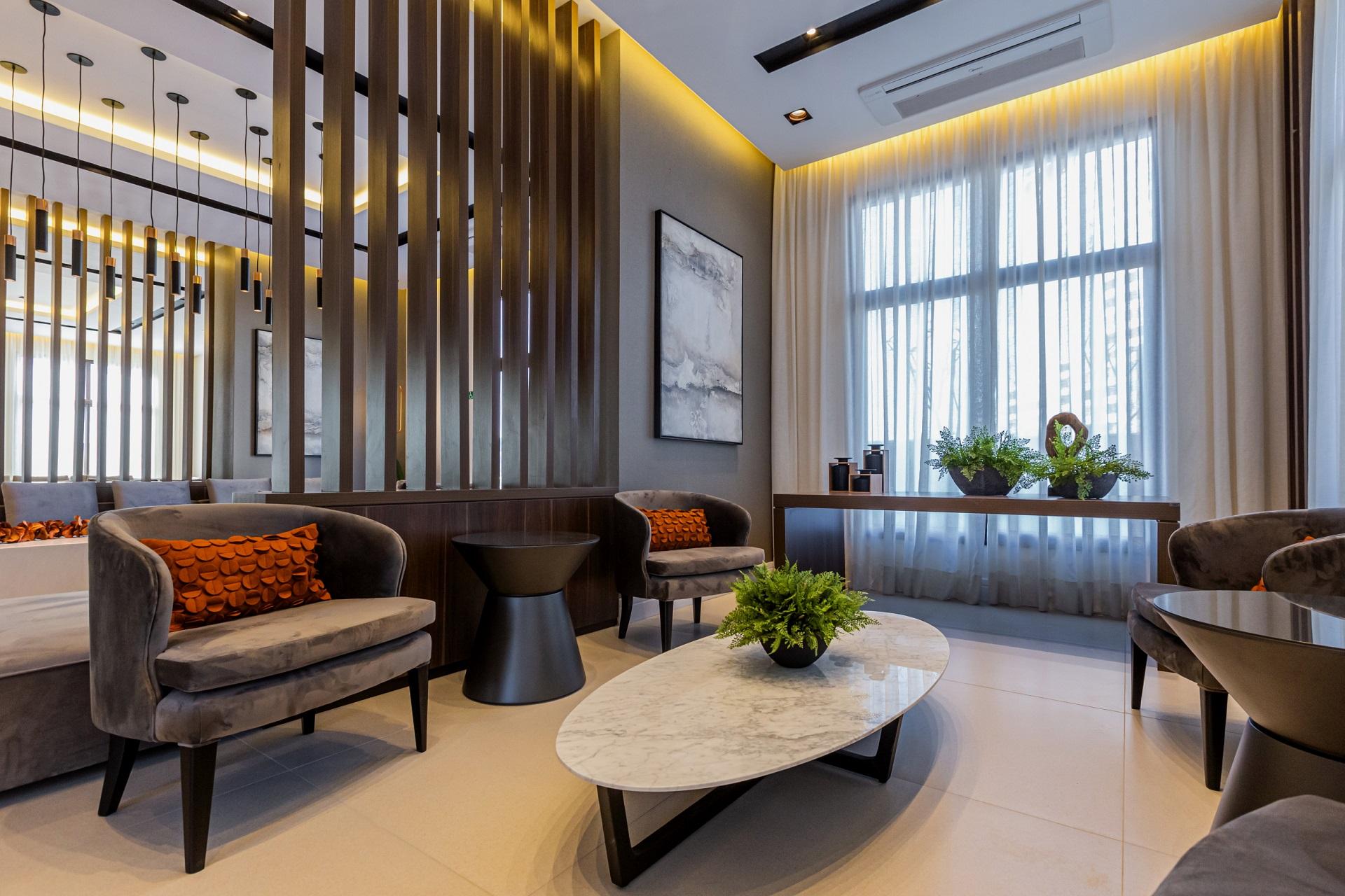 Lounge Atria Alphaville